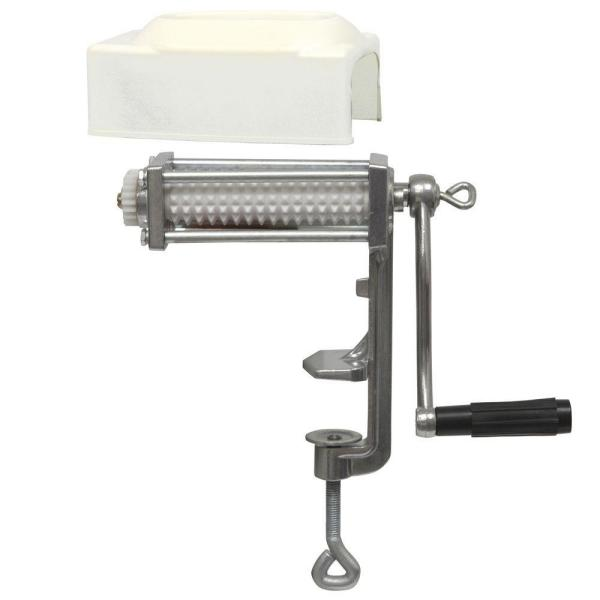 Sportsman Aluminum Meat Tenderizer Cuber Machine Kitchen Clamp On Countertop New