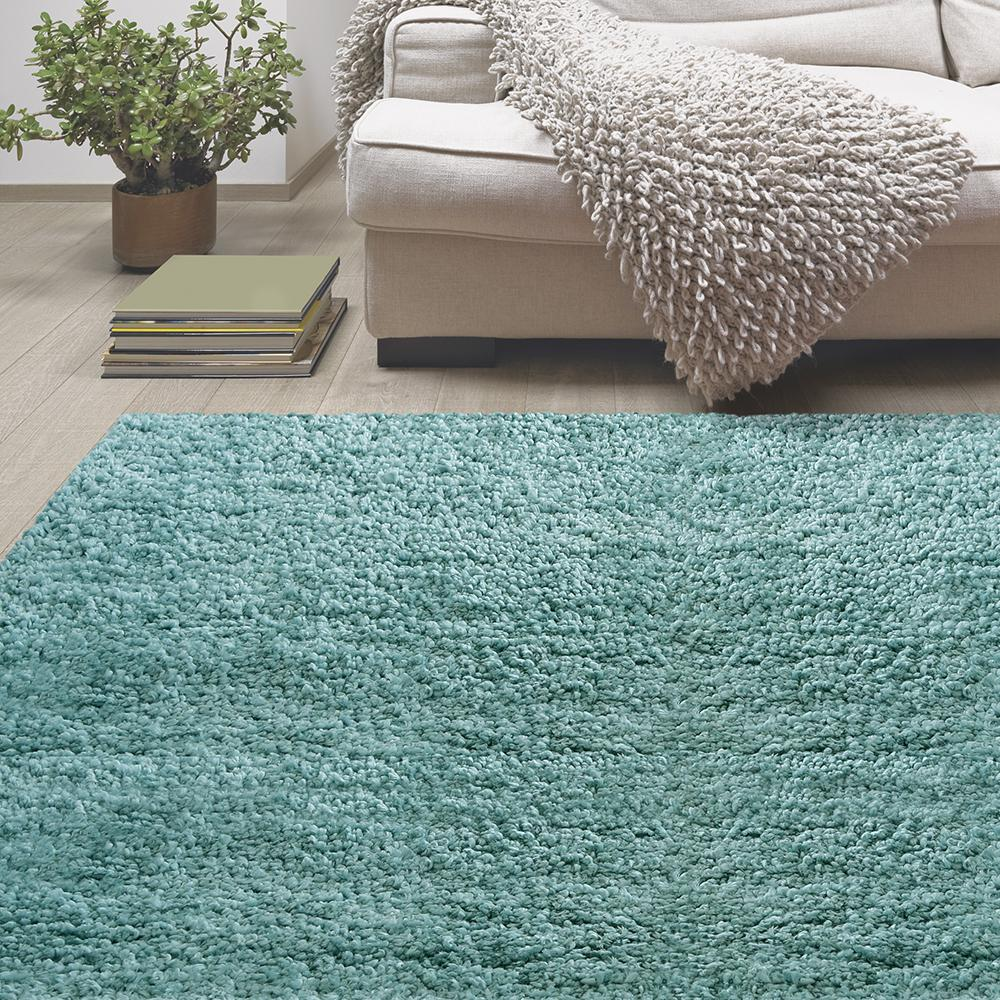 Palazzo Shag Ocean 3 ft. x 4 ft. 6 in. Area