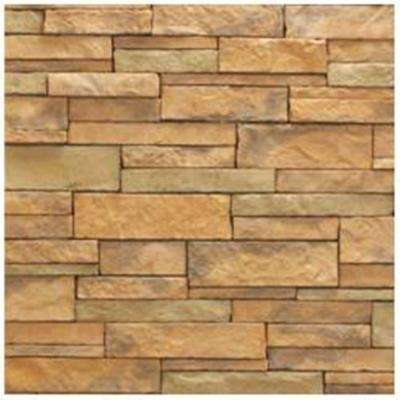 Stack Stone Sonrisa Flats 150 sq. ft. Bulk Pallet Manufactured Stone