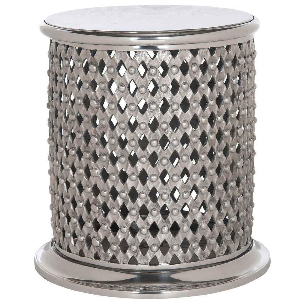 safavieh silver end table. safavieh silver end tablefoxa  the home depot