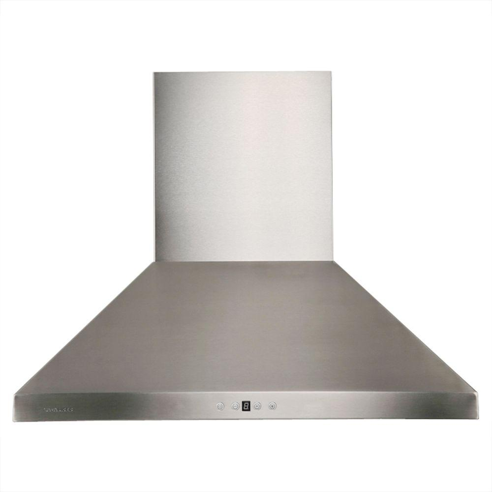 Cavaliere Ap Wall Mounted Stainless Steel Kitchen Range Hood