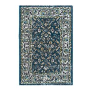 Tayse Rugs Milan Navy 2 ft. x 3 ft. Accent Rug by Tayse Rugs