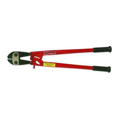 30 in. Steel Handle Heavy Duty Bolt Cutters