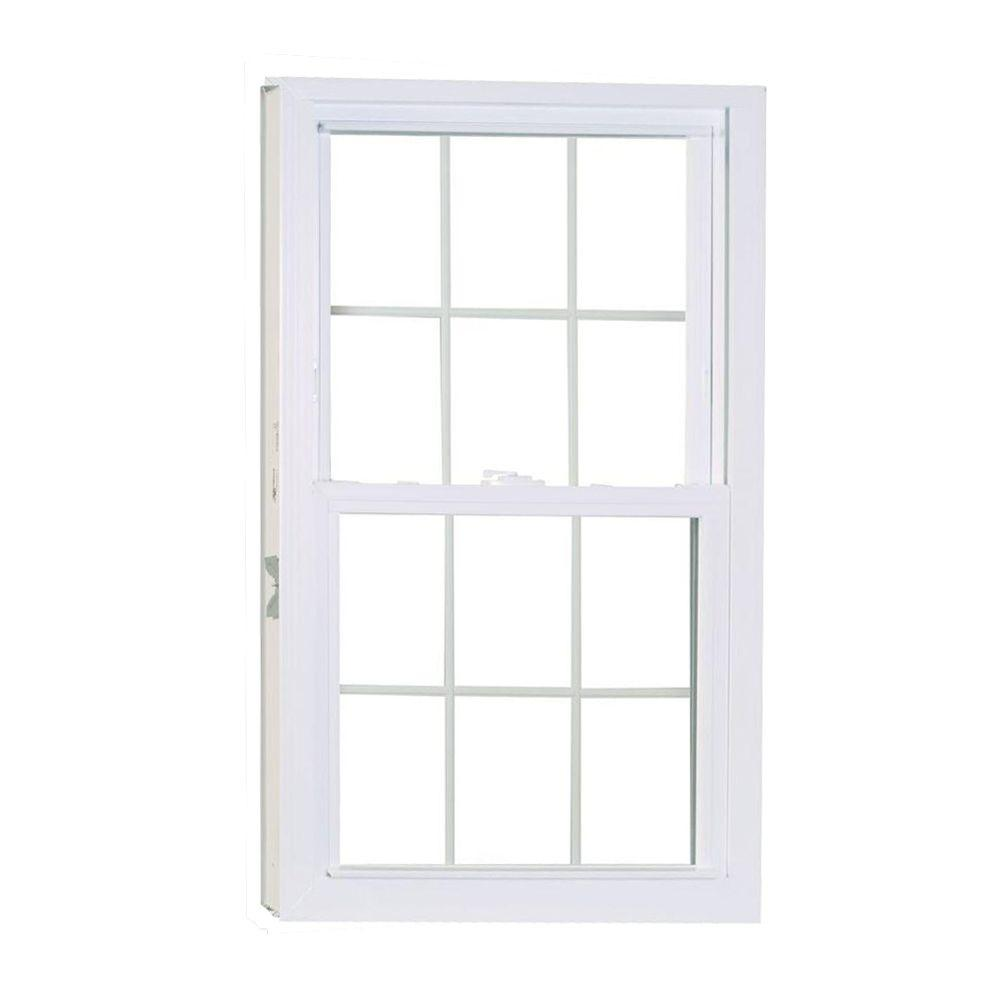 American Craftsman 36 In X 38 In 50 Series Double Hung