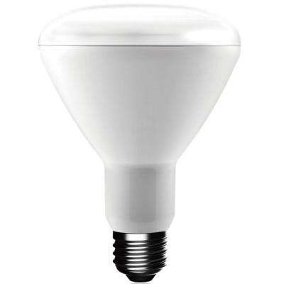 65W Equivalent Soft White BR30 Dimmable LED Light Bulb (12-Pack)