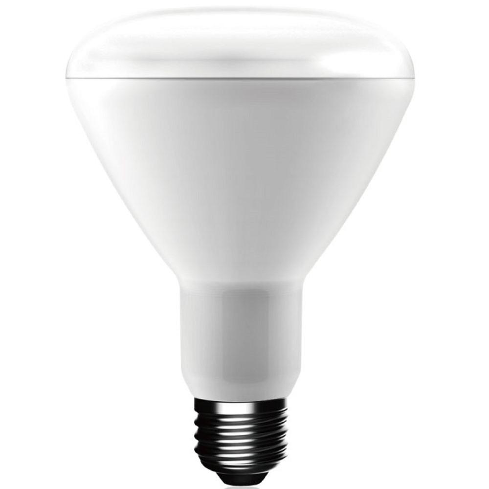 Maintenance Pack 65W Equivalent Day Light BR30 Dimmable LED Light Bulb