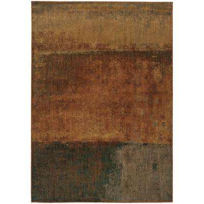 Epoch Earth 3 ft. 10 in. x 5 ft. 5 in. Area Rug