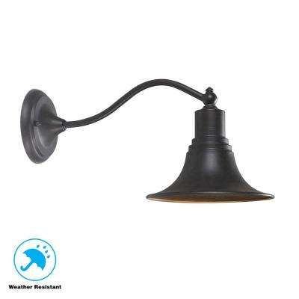 Dark Sky Kingston Outdoor Antique Copper 1-Light Outdoor Lantern