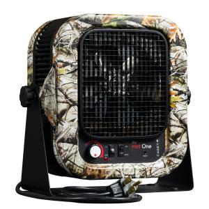 Cadet 5,000-Watt Electric Portable Garage Camo Heater by Cadet