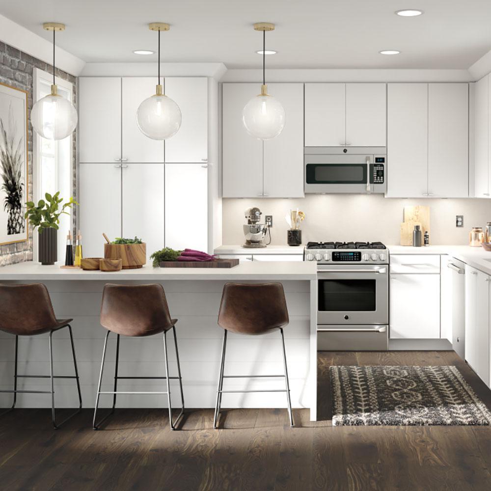 Thomasville Kitchen Cabinets >> Thomasville Kitchen Cabinets Kitchen The Home Depot