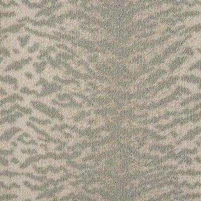 Fearless - Color Morning Mist Pattern 13 ft. 2 in. Carpet