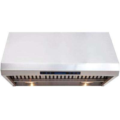36 in. Range Hood in Stainless Steel