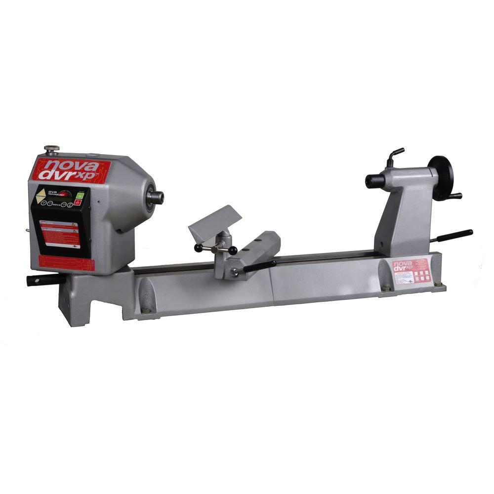 NOVA 16 in. x 24 in. DVR Electronic Variable Speed Wood Lathe