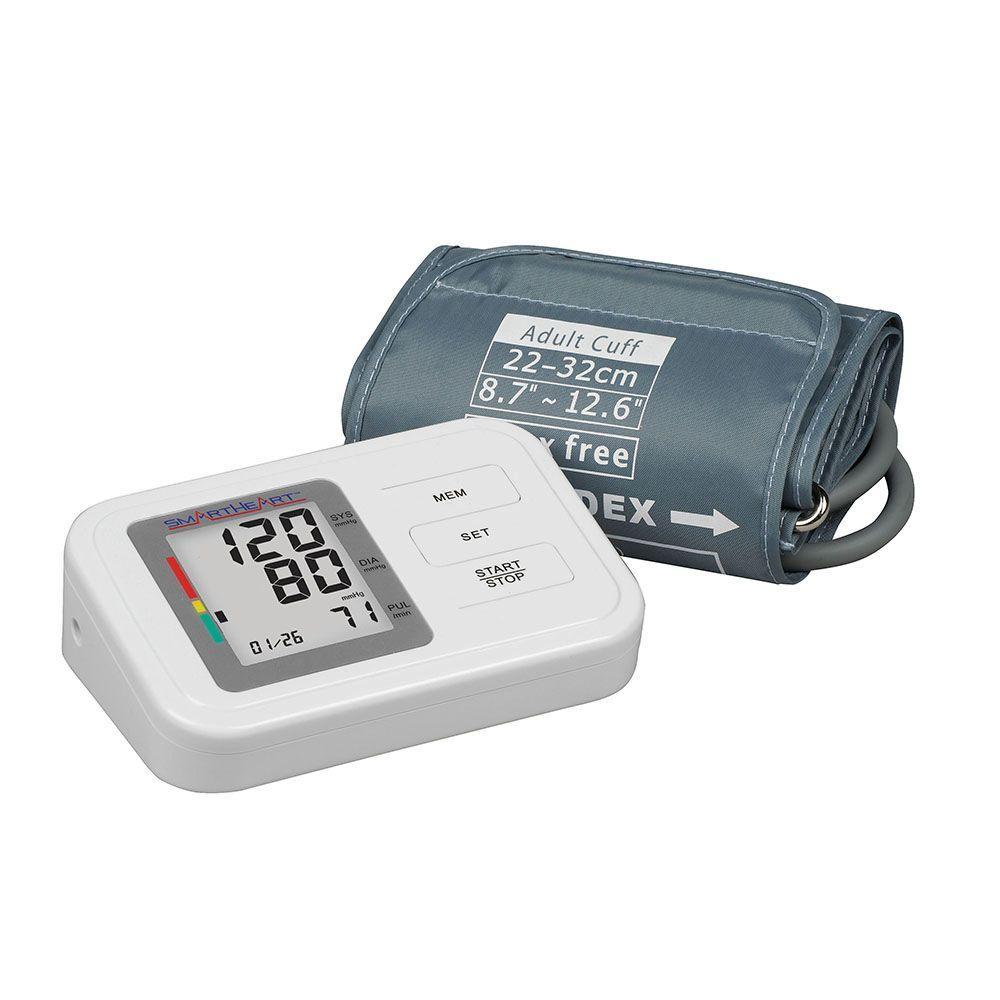 Veridian Healthcare SmartHeart Automatic Digital Arm Bloo...