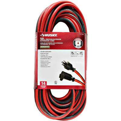 50 ft. 14/3 Outdoor Extension Cord