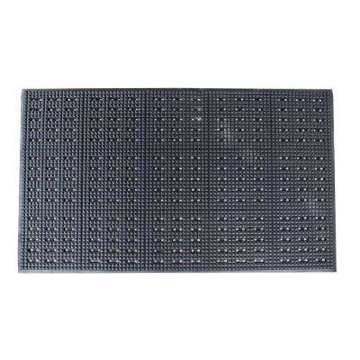 36 in. x 60 in. Industrial Anti-Fatigue Rubber Floor Mat