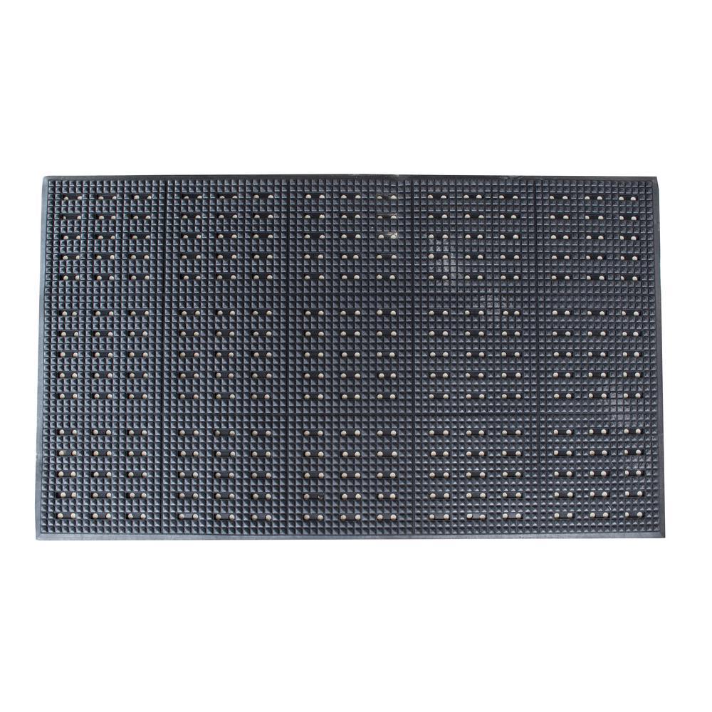 Attractive Kitchen Fatigue Floor Mat #6 - Industrial Anti-Fatigue Rubber Floor Mat