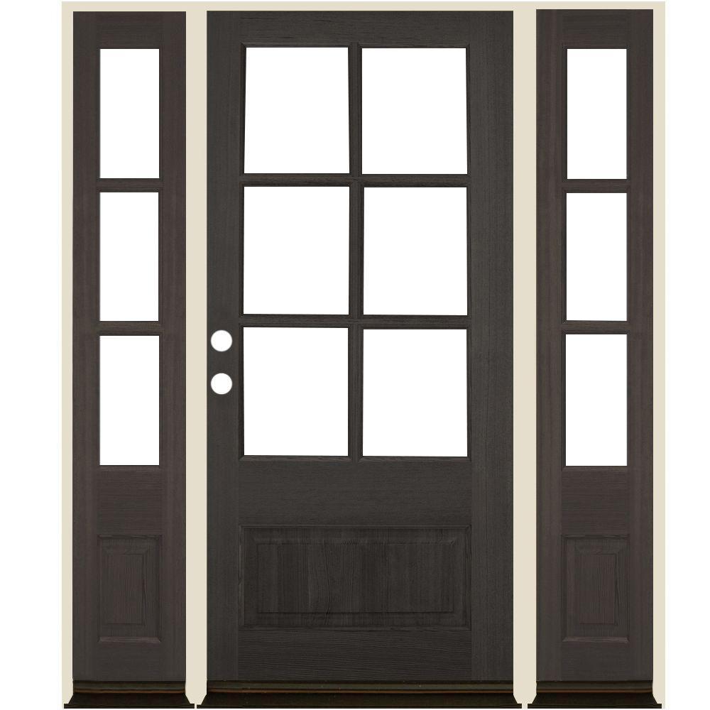 Farmhouse Front Doors Exterior Doors The Home Depot