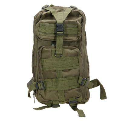 3P The Rucksack March Outdoor Tactical 17 in. Army Green Backpack Shoulders Bag