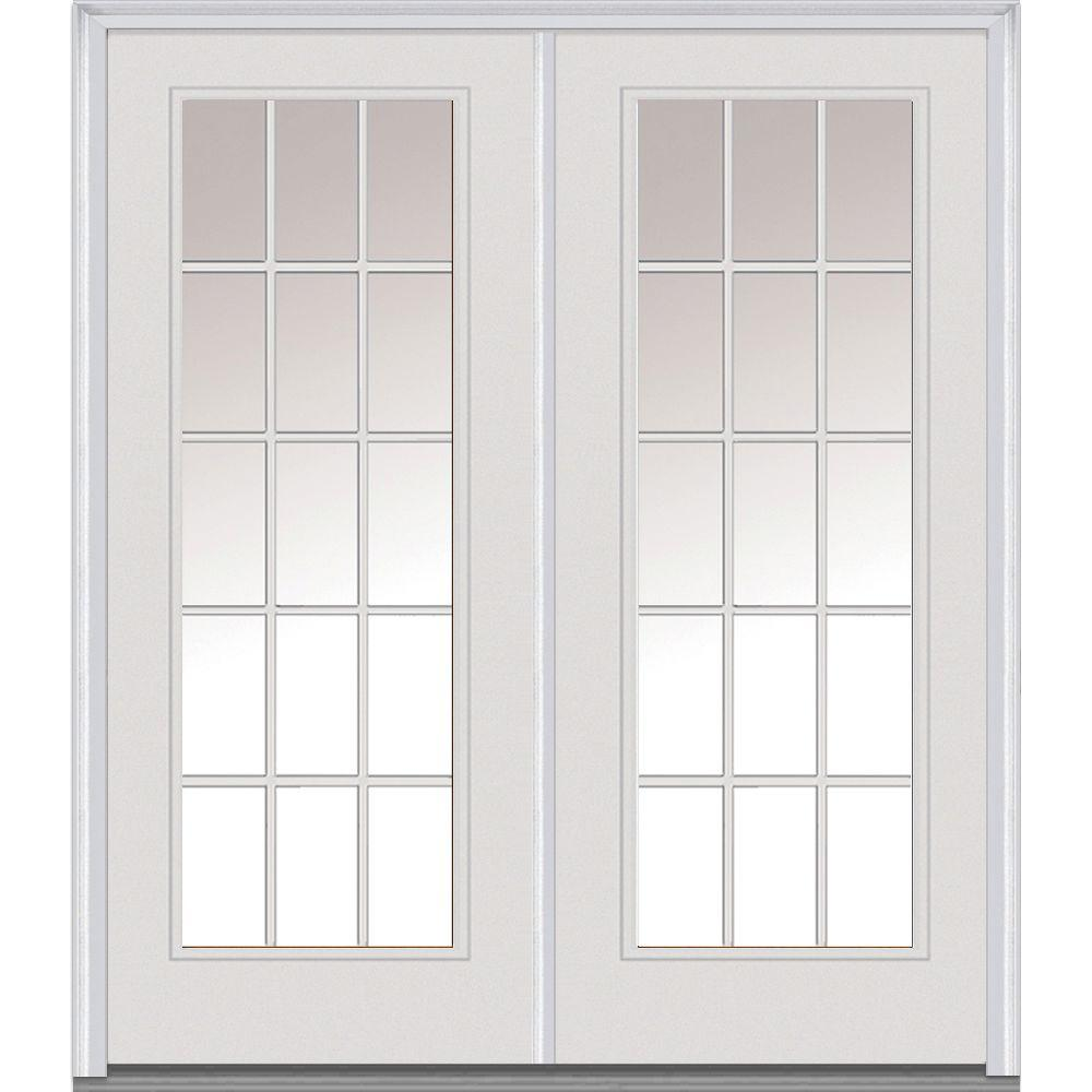 Oval Lite White Single Door Doors With Glass Steel Doors