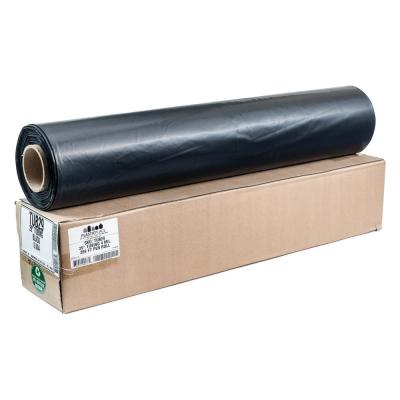 Black Compactor Bag Tubing 29 in. x 269 ft. of Tubing per Case  (1 continuous roll)