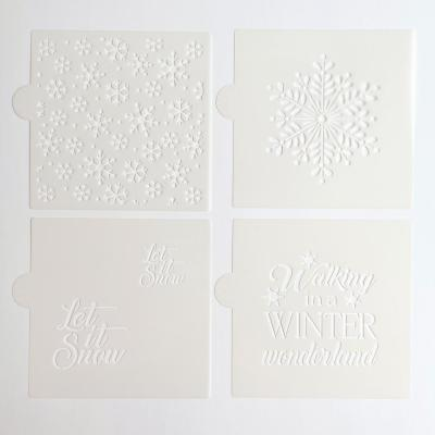 Designer Stencils Kitchen The Home Depot