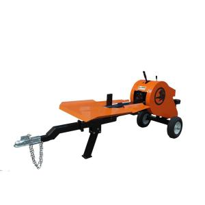 Power King MC Series 42-Ton 208cc Gas Horizontal Kinetic Log Splitter with Kohler Engine by Power King