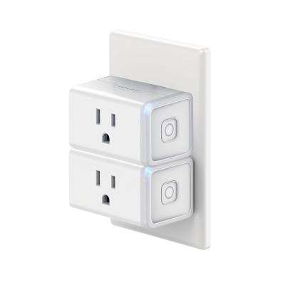 Wi-Fi Smart Plug Mini (2-Pack)