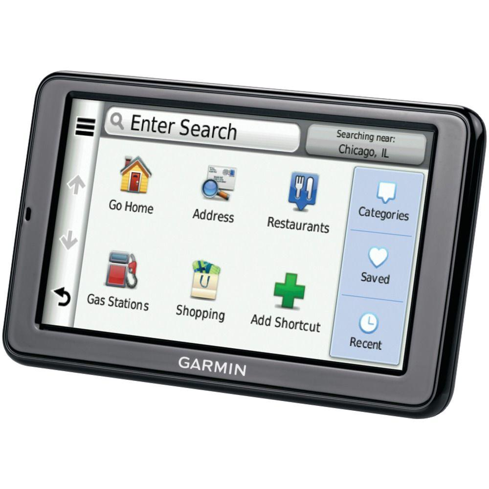 Garmin Refurbished NUVI 2595l TM NOH Travel Assistant with Guidance 2.0 Advanced Navigation Engine