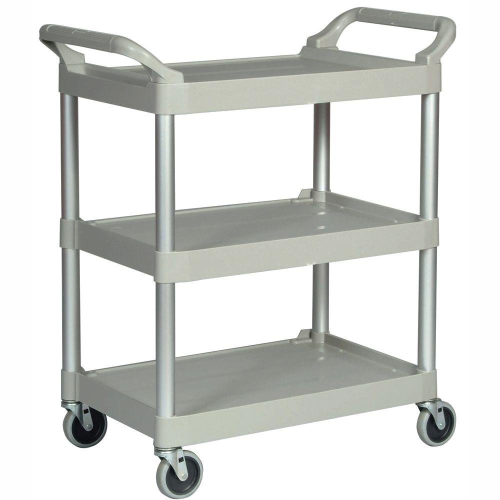 Rubbermaid Commercial Products Utility Cart RCP342488PM