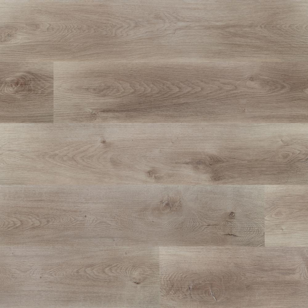 Pelican Gray 7 in. x 48 in. Rigid Core Rigid Core Luxury Vinyl Plank Flooring ( 55 cases / 1307.35 sq. ft. / pallet )
