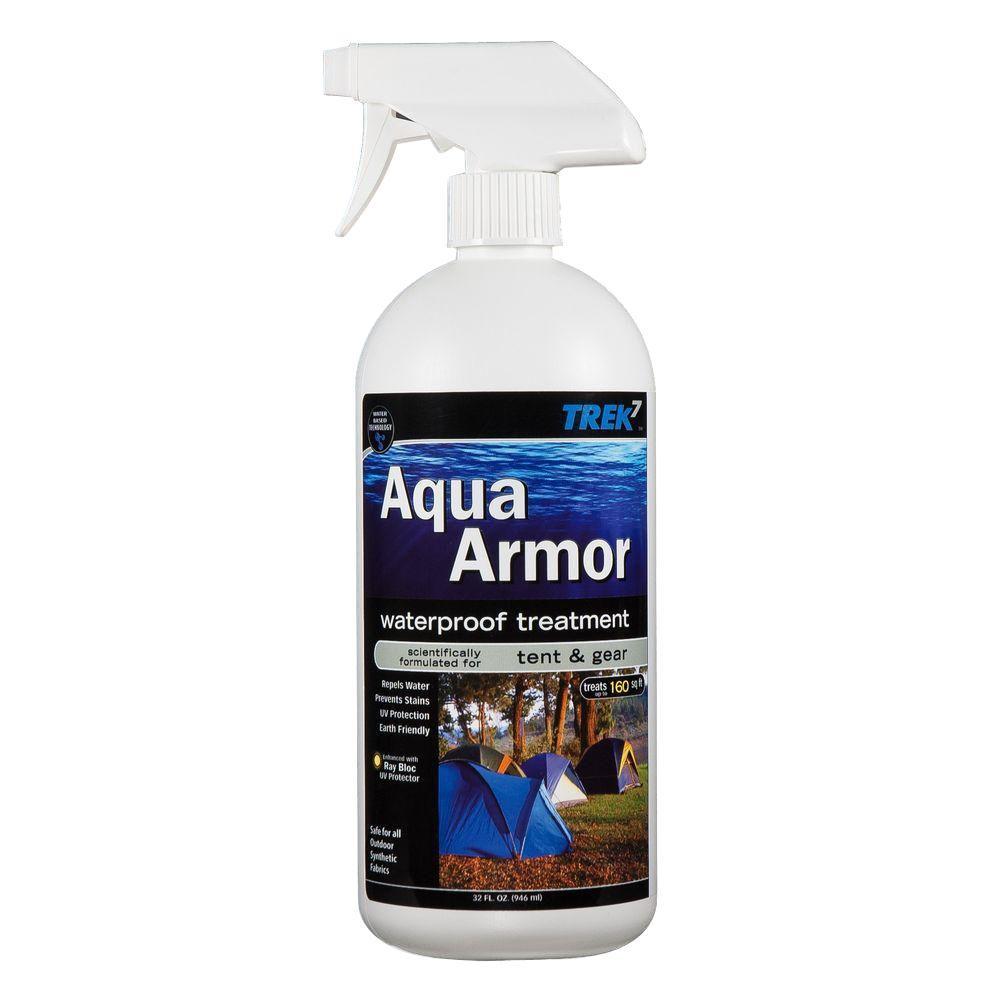 Trek7 Aqua Armor 32 oz. Fabric Waterproofing Spray for Tent and Gear