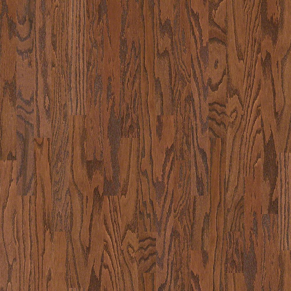 Shaw Bradford Oak Cinnamon Oak 3/8 In. T X 3 1/4 In. W X Random Length Engineered Hardwood Flooring (23.76 Sq. Ft. / Case)