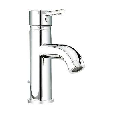 Belanger 4 in. Centerset Single-Handle Bathroom Faucet Polished Chrome