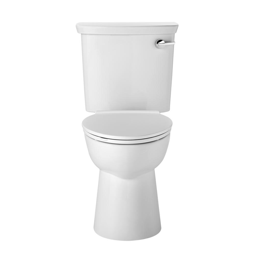 Vomax UHET 2-piece toilet 1.0 GPF Dual Flush Elongated Toilet in