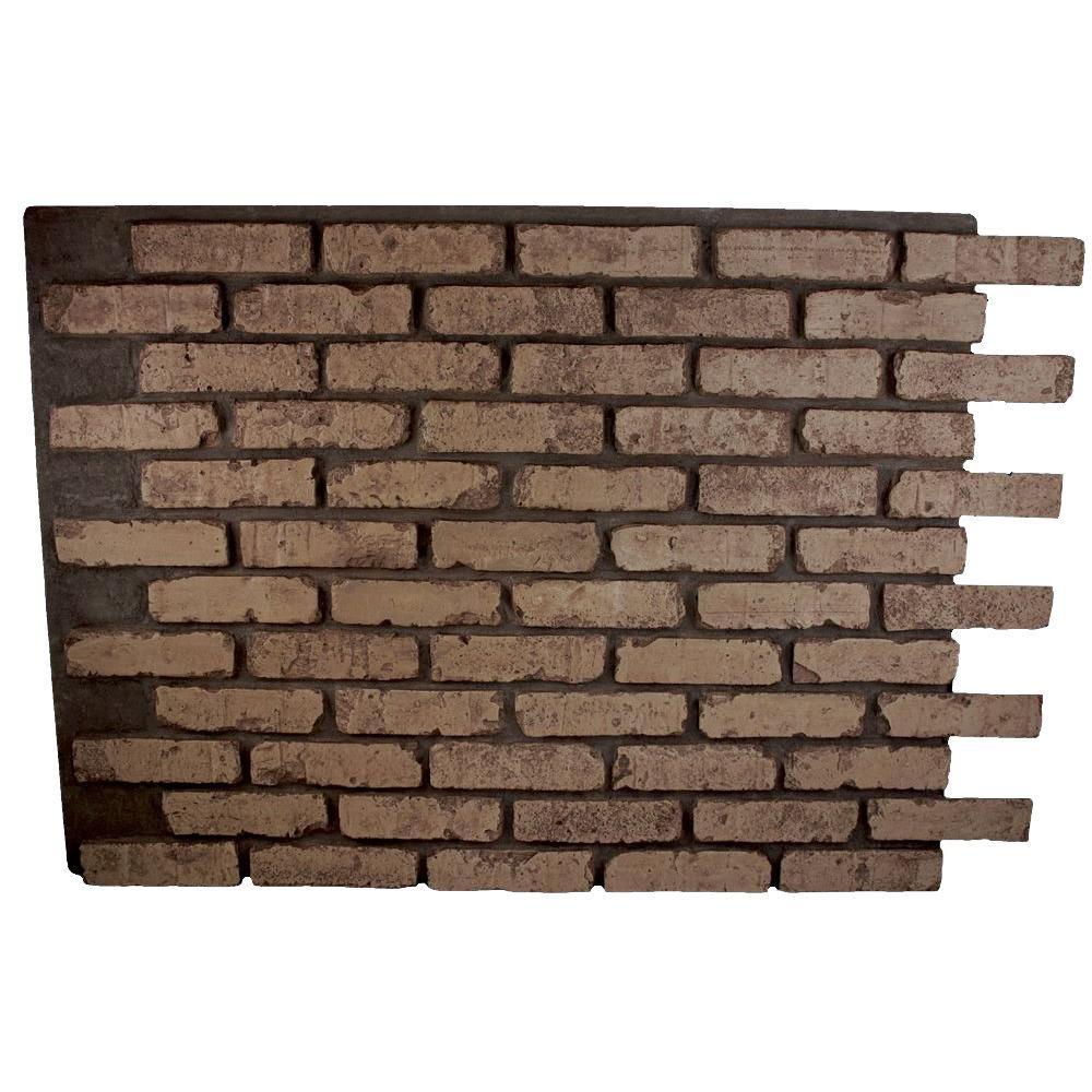Panels - Superior Building Supplies - Faux Stone Siding - Stone ...