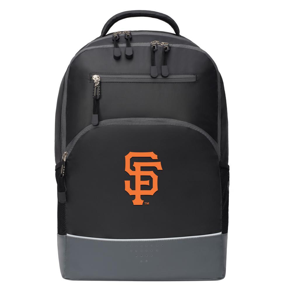 SF Giants 19 in. Black Alliance Backpack