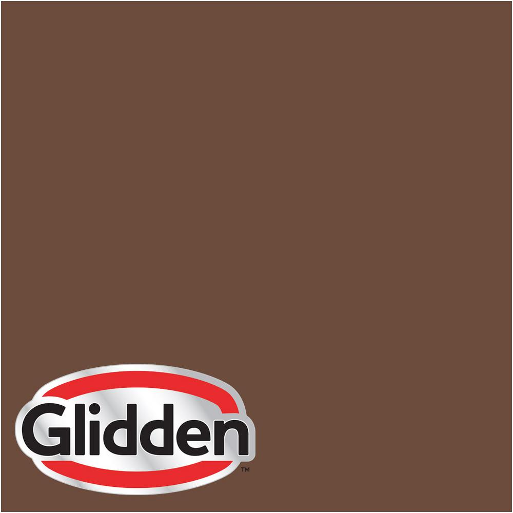 #HDGO26D Bronze Amulet Satin Interior Paint Sample