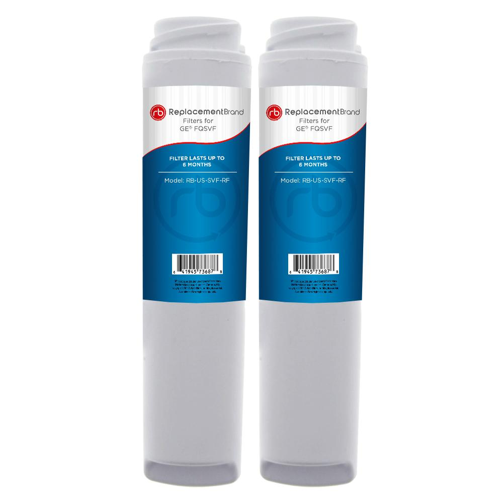 Fqsvf Fqslf Comparable Replacement Brand Under Sink Water Filter Cartridge