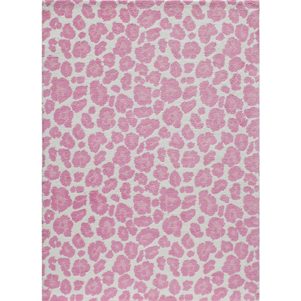 Heavenly Pink 5 ft. x 7 ft. Indoor Area Rug