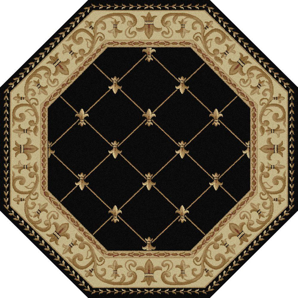 Superior 6 Ft Octagon Rugs Rug Designs