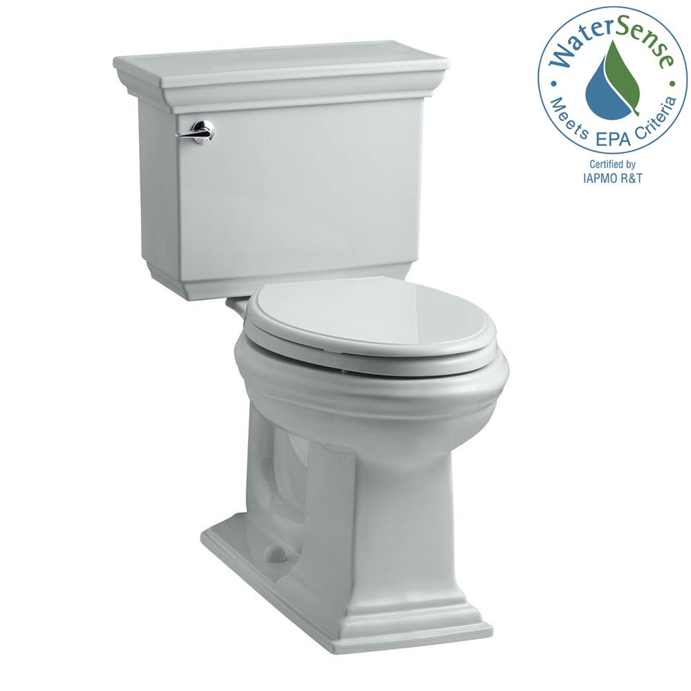 Gray - Toilets - Toilets, Toilet Seats & Bidets - The Home Depot
