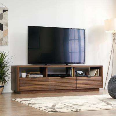 Harvey Park Grand Walnut Entertainment Credenza