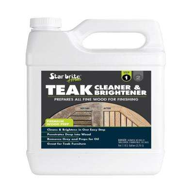 128 oz. Teak Cleaner/Brightener