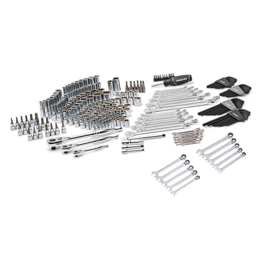 Husky Mechanics Tool Set (278-Piece)