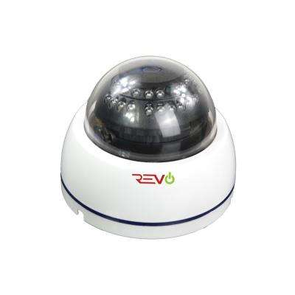 Aero HD 1,080p Wired Indoor Dome Standard Surveillance Camera