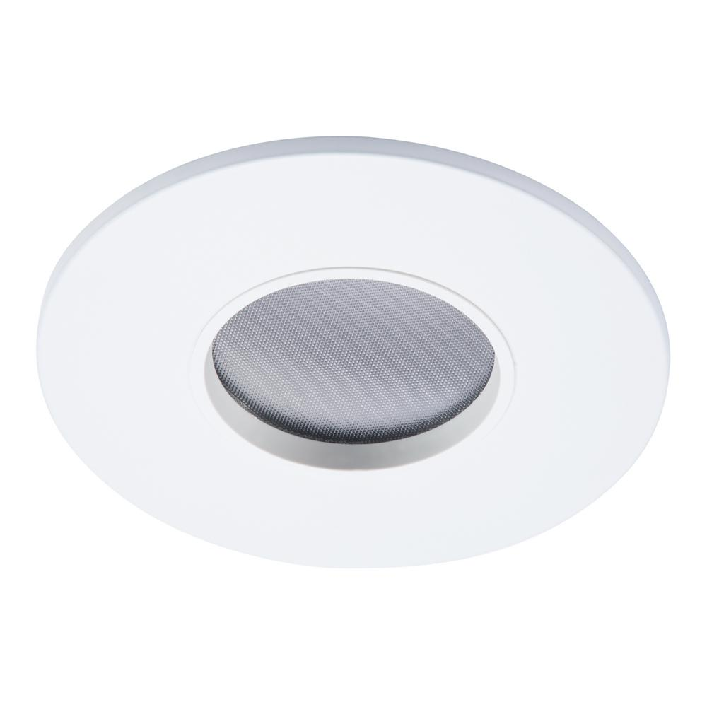 Halo Ml 4 In White Round Recessed Ceiling Light Fixture