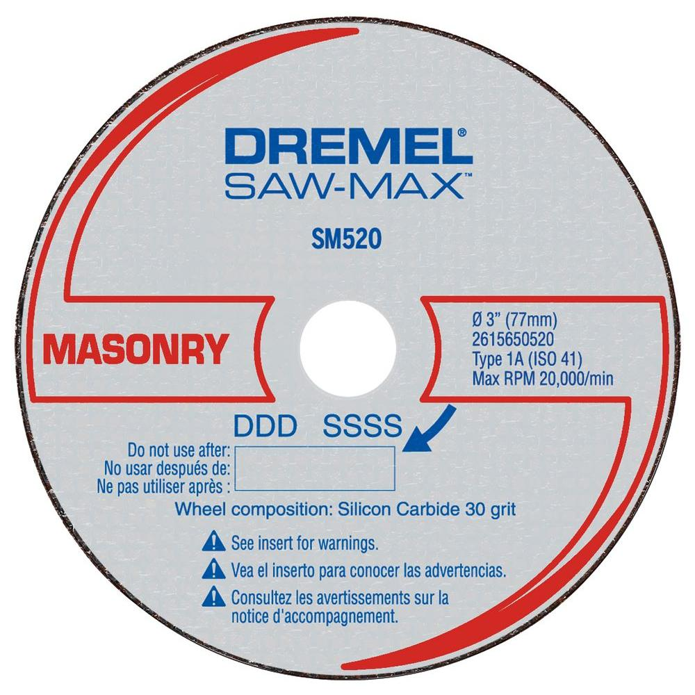 Dremel saw max 3 in carbon masonry cutoff wheel for masonry dremel saw max 3 in carbon masonry cutoff wheel for masonry stone keyboard keysfo Image collections