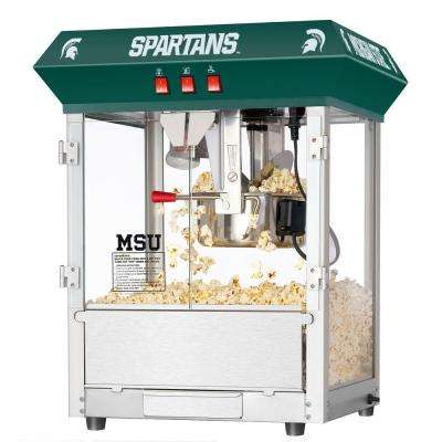 Michigan State University Spartans 8 oz. Popcorn Machine