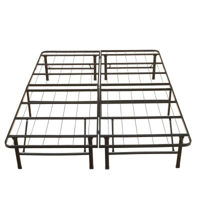 18 in. Queen Metal Platform Bed Frame